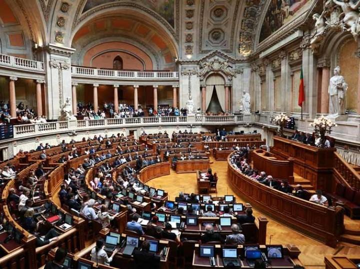 Assembleia da República - Plano Ferroviário Nacional