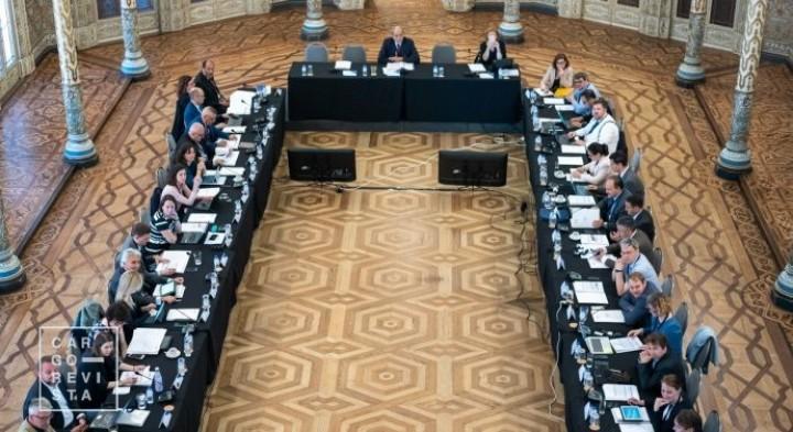Palácio da Bolsa recebeu a primeira Assembleia Plenária do IRG-Rail em 2019