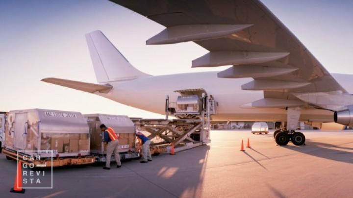Transporte aéreo de mercadorias liderará o crescimento do tráfego de mercadorias até 2050