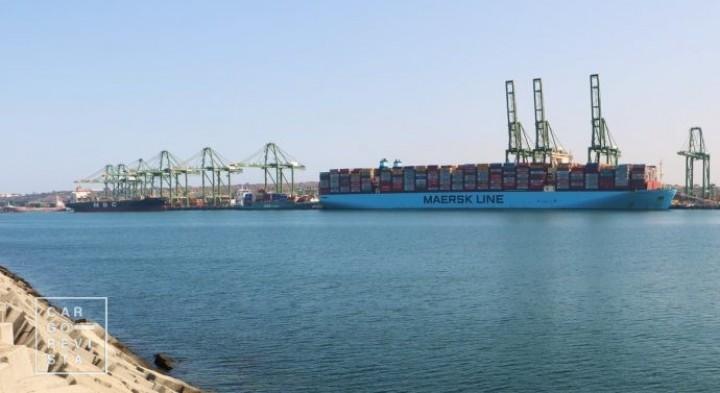 Milon depois de Madrid: Porto de Sines recebeu novo colosso dos mares da Maersk Line
