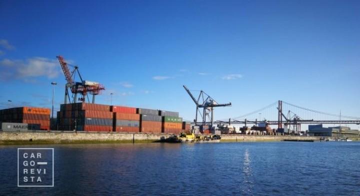 Portos do Continente movimentaram 22,7 milhões de toneladas entre Janeiro e Março de 2019