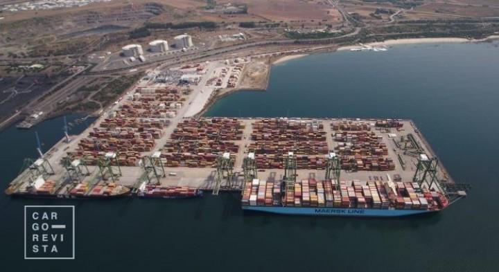 Porto de Sines reforça liderança nos contentores; Leixões também aumenta quota