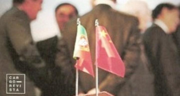 """""""One Belt One Road"""": Governo Chinês agradece participação de Portugal no """"projecto Século""""."""
