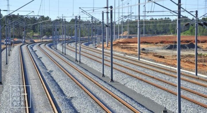 IP: Mota-Engil encarregada da construção do troço ferroviário Freixo-Alandroal