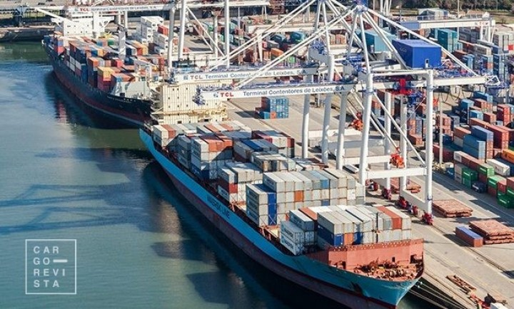 Novo recorde: Yilport Leixões atinge os 289 mil TEU até Maio e reforça quota de mercado