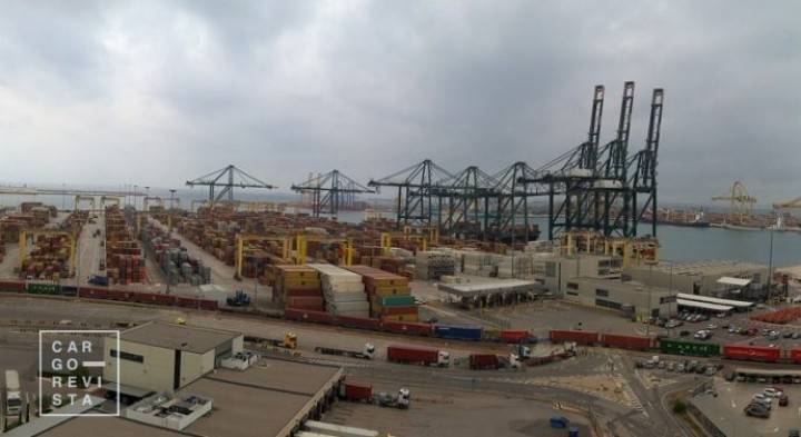 Porto de Valência ambiciona ter conexão ferroviária com França através de Canfranc