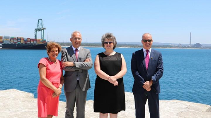 Porto de Sines vai receber investimentos de cerca de 1,3 mil milhões de euros