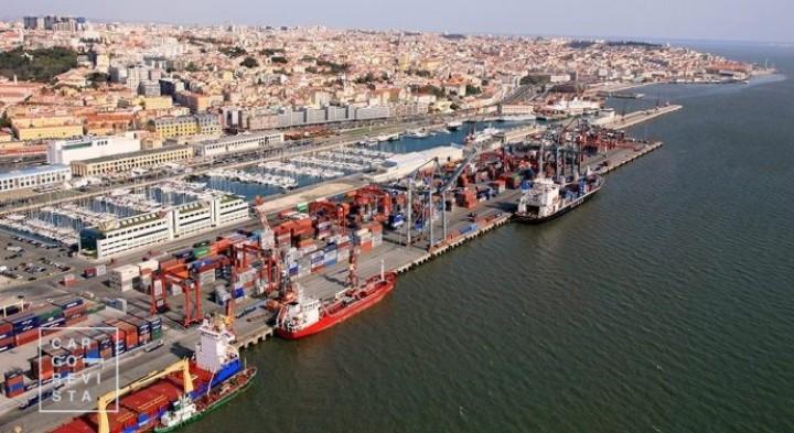 Aposta fluvial consolidará Porto de Lisboa «como porto multimodal», considera Ministra do Mar