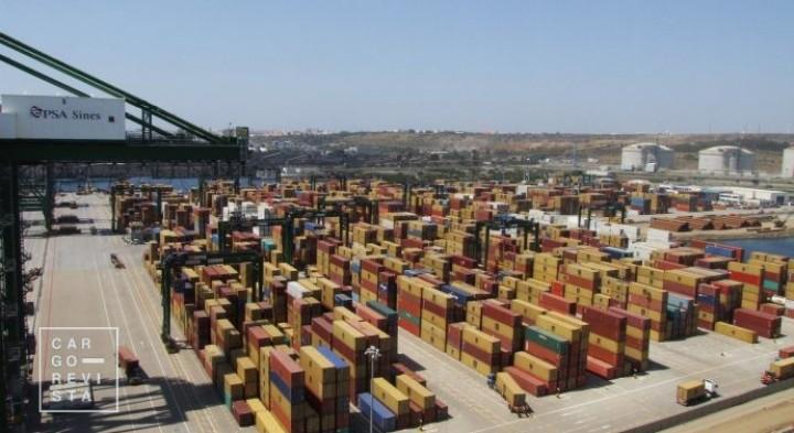 Transhipment no Mediterrâneo: Sines, Valência e Tanger Med na corrida ao aumento de capacidade