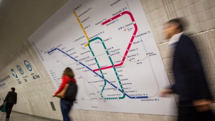 """""""...ainda estamos muito longe de prestar o serviço que queremos prestar aos nossos clientes"""", diz presidente do Metro deLisboa"""