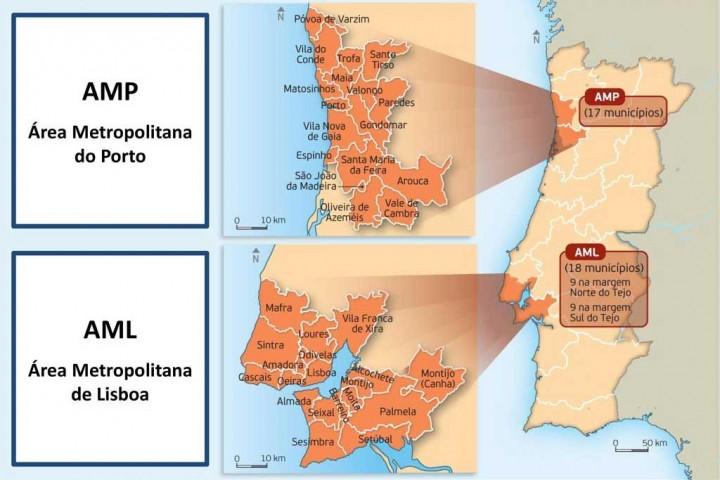 Regime jurídico das empresas locais de natureza metropolitana de mobilidade e transportes nas áreas metropolitanas de Lisboa e do Porto