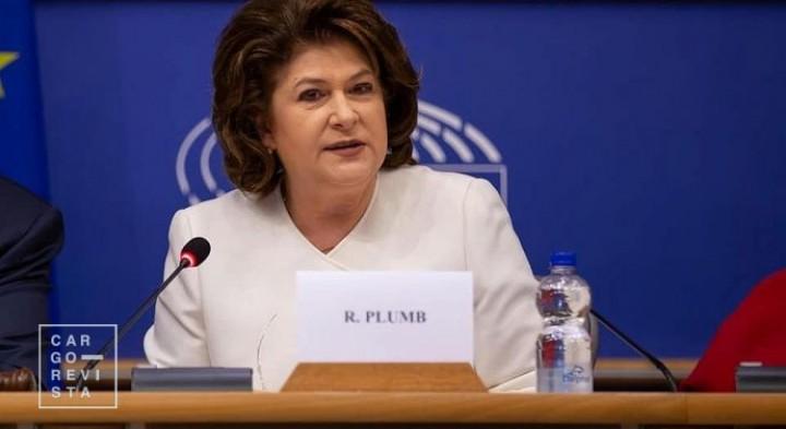 Nova Comissária Europeia dos Transportes: Rovana Plump de nacionalidade romena