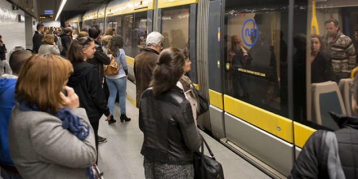 Transporte de passageiros aumenta no segundo trimestre à boleia do novo passe