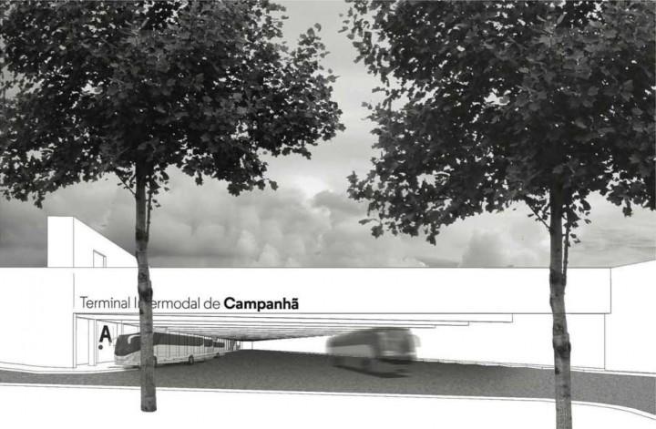 Terminal Intermodal de Campanhã: já começou uma das obras mais importantes no campo da mobilidade e transportes da cidade do Porto