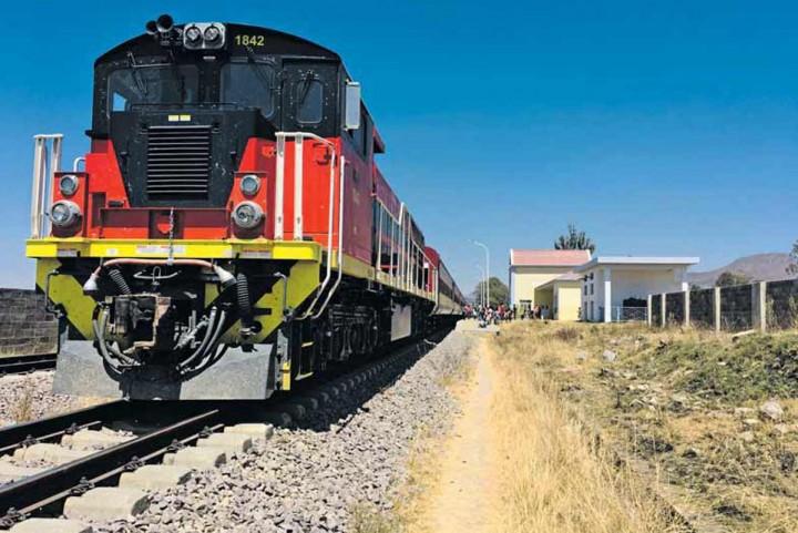 Angola dá o primeiro passo para criar rede ferroviária nacional