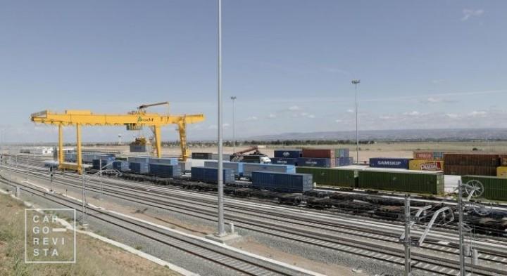 Maior conectividade interna: COSCO vai duplicar a capacidade do terminal ferroviário de Saragoça