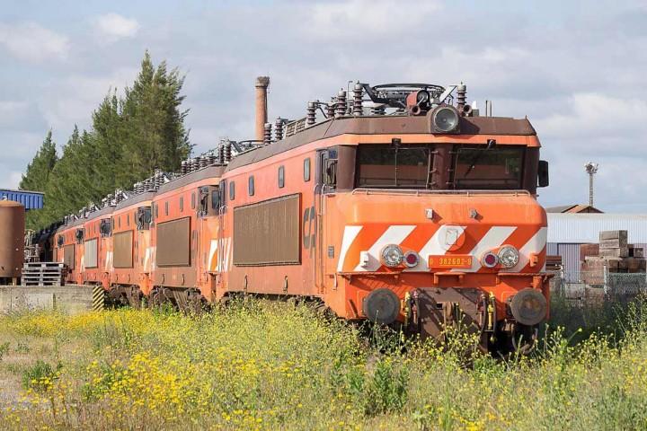 Comboios que estavam encostados vão voltar aos carris