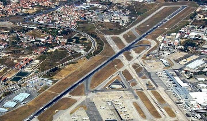 ÁREA TERMINAL DE LISBOA: Aprovado aumento do número de movimentos e obras obrigam ao encerramento noturno da pista da Portela