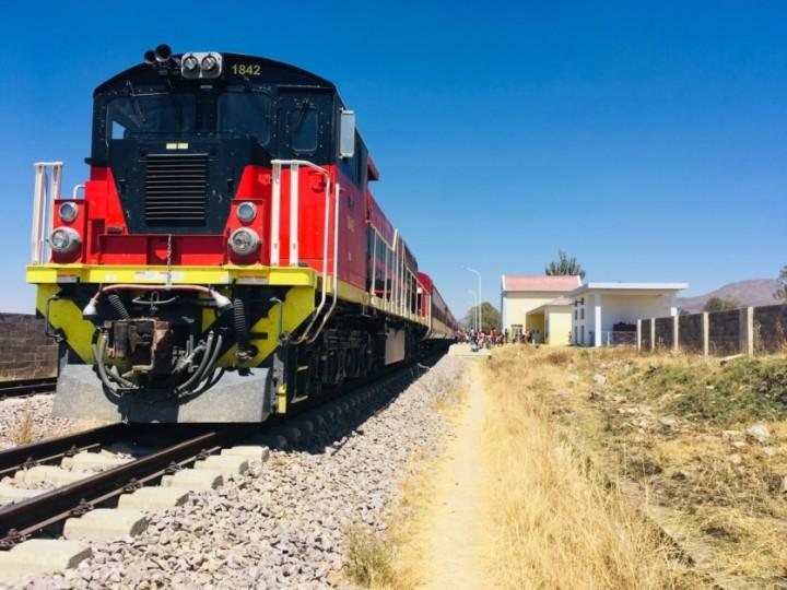 Angolanos querem empresas portuguesas na construção da sua rede ferroviária
