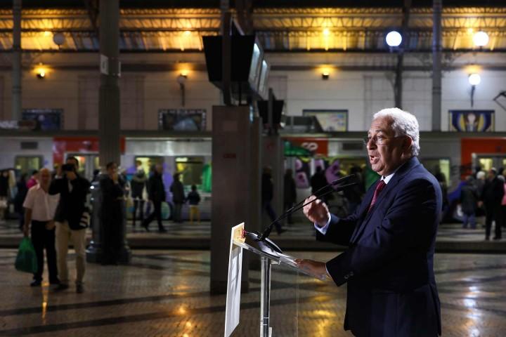 CP pode ser «fortíssimo motor para criação de nova competência industrial» em Portugal - afirmou o Primeiro Ministro