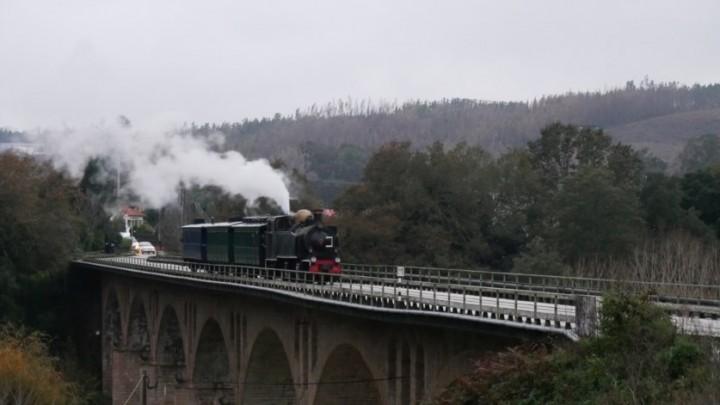 Comboios a vapor regressam à linha do Vouga