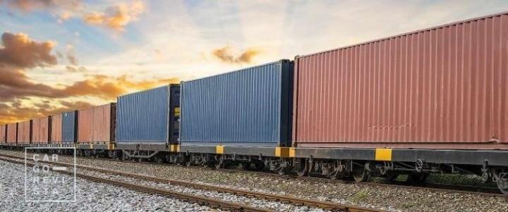 Novo serviço ferroviário de contentores liga China à Polónia com passagem no Porto de Gdansk