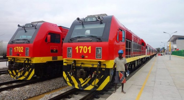 Caminho-de-Ferro de Benguela recebeu primeiro lote de vagões encomendados a grupo chinês