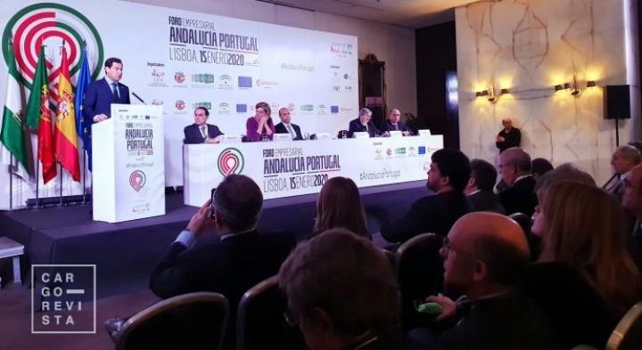 Corredor Atlântico: portos andaluzes buscam sinergias com portos de Sines, Setúbal e Lisboa