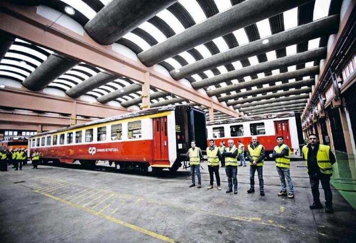 Governo lança Plano Ferroviário Nacional e acelera Lisboa-Porto