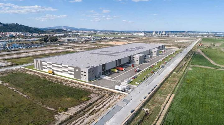 Merlin constrói plataforma de distribuição ibérica em Castanheira do Ribatejo