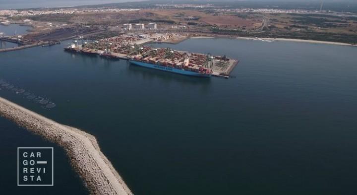 Consignação da extensão do Molhe Leste dá tiro de partida para a expansão do Porto de Sines