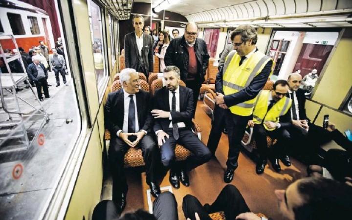 CP compra carruagens a Espanha para reforçar longo curso