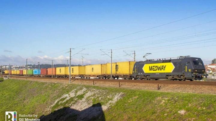 MEDWAY reforça a posição de operador ferroviário de transporte de mercadorias na Península Ibérica