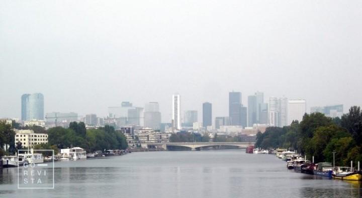 França e Bélgica ficarão unidas por um corredor fluvial de 1100 quilómetros antes de 2030