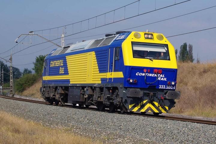 Continental Rail vai entrar no mercado português