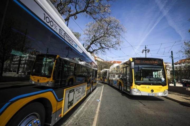 Autocarros elétricos em Lisboa: silêncio q.b. e poluição zero