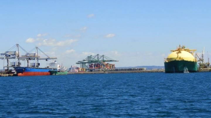 Quebra de 9,7%: portos do Continente movimentaram 7,5 milhões de toneladas em Janeiro
