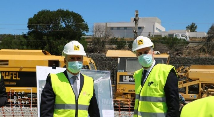 «Duplicação da capacidade do ramal ferroviário» será vital no progresso do Porto de Sines