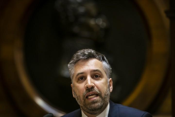"""Pedro Nuno Santos: Ferrovia é """"imbatível"""" do ponto de vista ambiental e aposta para continuar"""