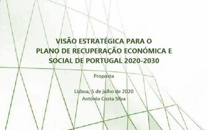 NOTA da DIREÇÃO - Visão Estratégica para o Plano de Recuperação Económica e Social de Portugal 2020-2030