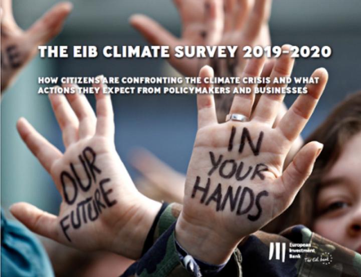 Banco Europeu de Investimento lança segunda edição do EIB climate survey