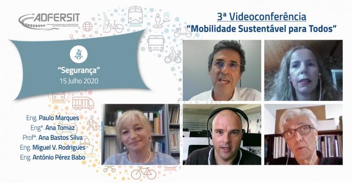 """Videoconferência """"Segurança"""""""