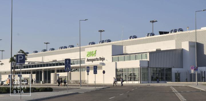 Aposta no Aeroporto de Beja com ligação férrea a Lisboa pode estar «no horizonte»