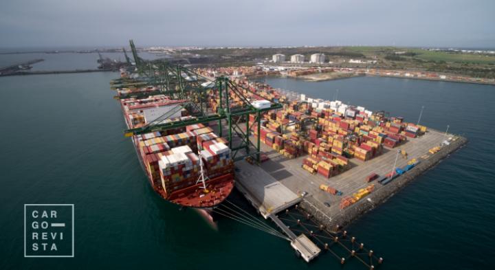 PSA Sines lançou concurso para expansão do Terminal XXI do Porto de Sines