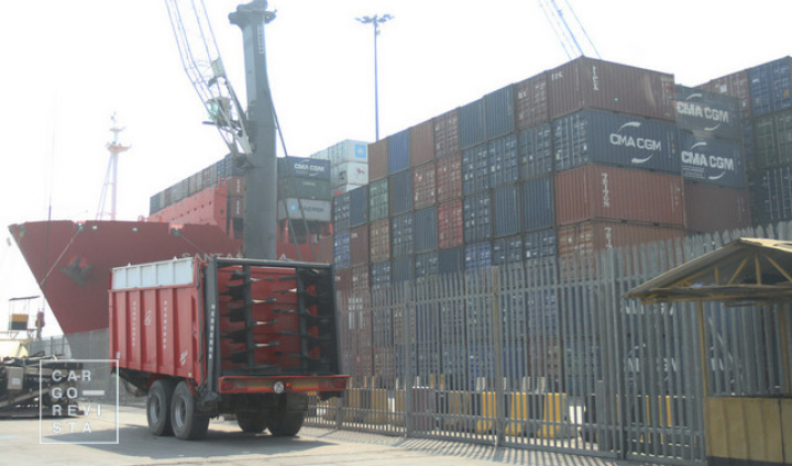 Terminal Multiusos de Porto de Luanda capta interesse de MSC, DP World e China Merchants