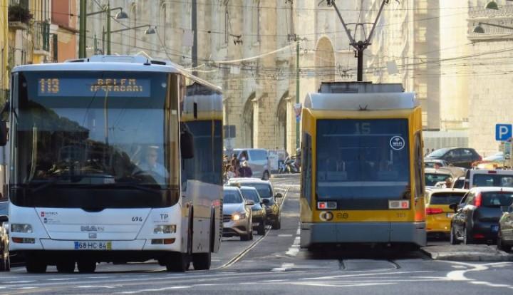 Setembro confirma Subida Acentuada de Procura de Transportes Públicos na Área Metropolitana de Lisboa