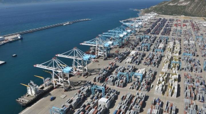 Porto de Tanger Med torna-se o maior de todo o Mediterrâneo em termos de capacidade