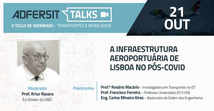 A Infraestrutura Aeroportuária de Lisboa no Pós-Covid