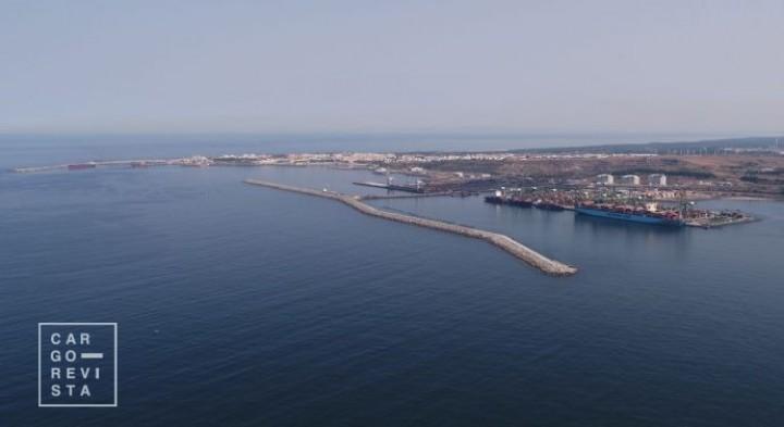 Janela Única Logística (JUL) arrancou esta Segunda-feira no Porto de Sines
