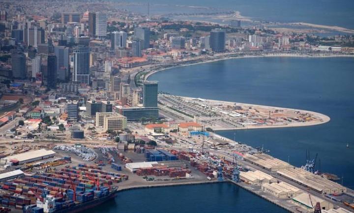 PORTO DE LUANDA  - Nova empresa na gestão do Terminal Multiusos